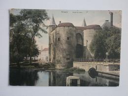 Bruges. Porte De Gand - Brugge
