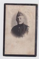 BURGEMEESTER MAETER - EDMOND D'HONDT   MAETER  1895   1923   2 SCANS - Overlijden