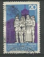 URUGUAY 1973  / N° 861 -   Oblitéré N° Yvert & Tellier - Uruguay