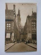 Bruges. La Rue De L'Ane Aveugle - Brugge