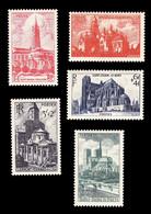 FRANCE 1947 YT 772-776 ** - Ungebraucht