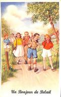 Beloeil - Un Bonjour De (colorisée Animée Marcheurs Randonnée) - Beloeil