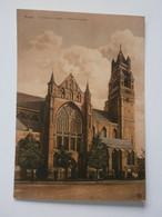 Bruges. La Cathédrale St.Sauveur - Brugge