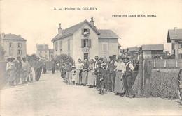 88-PLAINE DE GOLBEY-CAFE-N°2048-D/0055 - Andere Gemeenten