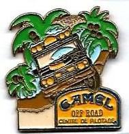 TABAC - T1 - CAMEL OFF ROAD - CENTRE DE PILOTAGE - Verso : SM - Jeux