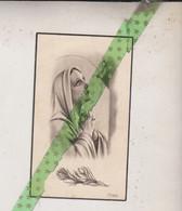 Lucienne Rosalie Nobels-Vlassenroot, Baesrode 1920, Lokeren 1941. Gediplomeerd Vakonderwijzeres - Overlijden