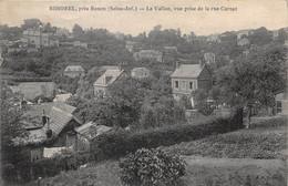 BIHOREL - Le Vallon, Vue Prise De La Rue Carnot - Bihorel