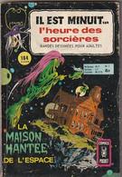 IL EST MINUIT L'heure Des Sorcieres   Comics Pocket N° 7   1976 - Autres