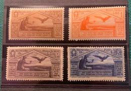 ITALIE - 1930 -Poste Aérienne N°Y 21 à 24 Neufs Avec Forte Charnière - Cote 90€ - - Nuevos