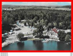 CPSM/gf (57) BITCHE.  Etang De Hasselfurth, L'auberge Et Le Terrain De Camping...S1889 - Bitche