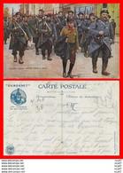 CPA MILITARIA.Guerre1914-18.  Fusiliers Marins Opérant Dans Le Nord. Pub Dubonnet...CO1833 - War 1914-18