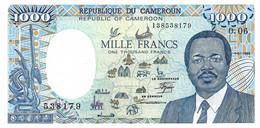 CAMEROUN 1989 1000 Franc - P.26a Neuf UNC - Cameroon
