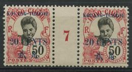 Kouang Tcheou N 46 (Luxe) Millesime 7 - Unused Stamps