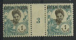Kouang Tcheou N 71 (charniere) Millesime 3 - Unused Stamps