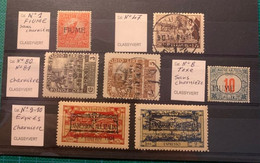 ITALIE - FIUME 1919 - Cote 49€ - - Non Classificati