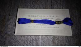 Boite Complète Neuve DMC 24 écheveaux Couleur Bleue N°797  Broderie Mouliné Spécial Mercerie  Fil - Otros
