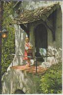 ROODKAPJE - Naturpark De Efteling, Kaatsheuvel, Rotkäppchen, Little Red Riding Hood, Le Petit Chaperon Rouge - Vertellingen, Fabels & Legenden