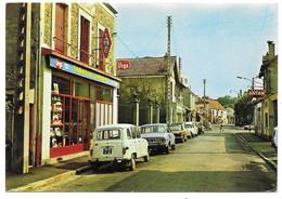 94 - LIMEIL BREVANNES - La Grande Rue - Ed. Maison De La Presse PHOTOFRANCE - Renault R4 4L Peugeot 504 - Limeil Brevannes