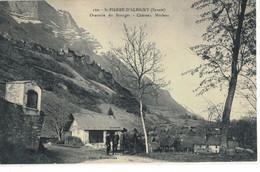 CPA  ST - PIERRE D'ALBIGNY  Oratoire Du Bourget   N° 160 - Saint Pierre D'Albigny