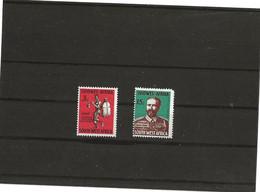 SOUTH WEST AFRICANO 325/326 (2V) 1965 MICHEL NUEVO - Neufs