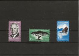 SOUTH WEST AFRICANO 329/3331 (3V) 1967 MICHEL NUEVO - Neufs