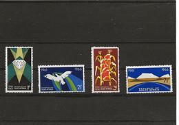 SUD  AFRICA 298/301  (4V) 1966 MICHEL NUEVO - Neufs