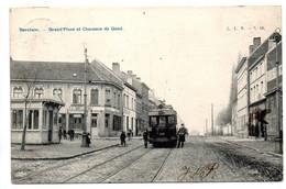 Ste Agatha Berchem: Grand'place Et Chaussée De Gand  (tram) - St-Agatha-Berchem - Berchem-Ste-Agathe