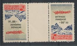 Maroc PA N 56 (Luxe) Tete Beche - Unclassified