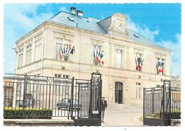 """94 - FONTENAY SOUS BOIS - La Mairie - Ed. André LECONTE """"GUY"""" N° OC 23 904 - Simca Aronde - Charenton Le Pont"""
