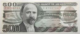 Mexique - 500 Pesos - 1984 - PICK 79b.11 - NEUF - Mexico