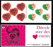 France Carnet N°BC3298A Coeurs Yves Saint Laurent Neufs * * TB Jamais Plié= MNH VF Soldé Au Prix De La Poste En 2000 ! ! - Adhesive Stamps