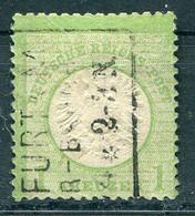 Deutsches Reich - Michel 23 Gest. - Gebraucht