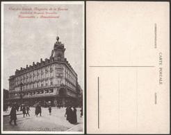 Carte Postale Publicité Grands Magasins De La Bourse - Other