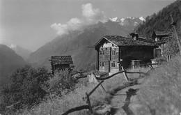 Bei Zeneggen Stellihorn U. Mischabelgruppe - VS Valais