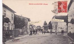 55- ERIZE-LA-GRANDE (MEUSE)-ANIMEE- Ecrite-TIMBREE- 27 Février 1909        (27/1/21) - Unclassified