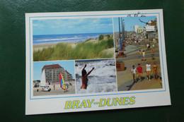 T7/  BRAY DUNES 59 NORD  EDITIONS ARTAUD FRANCE EUROPE - Bray-Dunes