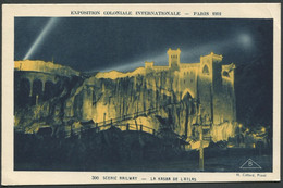 Expo Coloniale Inter. Paris 1931 - Scenic Railway - La Kasba De L'Atlas - Edit. Braun & Cie N° 300 - Mostre