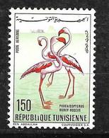 Tunisie Poste Aérienne  N° 33 Oiseaux Flamants Roses  Neuf * * TB MNH VF    Voir Scans    Soldé  ! ! ! - Flamingo