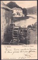 +++ CPA - La Semois - Le Moulin De CUGNON - Bertrix - Nels Série 40 N° 52 - Cachet Relais Cugnon 1904  // - Bertrix