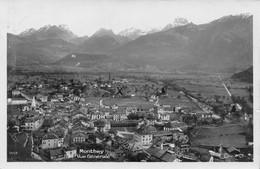 Monthey Vue Générale 1930 - VS Valais