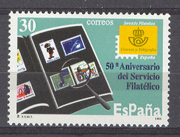 Spain 1996 - Servicio Filatelico Ed 3441 (**) Mi 3288 - 1991-00 Nuevos & Fijasellos