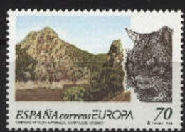 Spain 1999. Europa - Parques Naturales Ed 3628 (**) Mi 3462 - 1991-00 Nuevos & Fijasellos