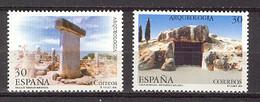 Spain. 1995 Arqueologia Ed 3395-96 (**) Mi 3247-3248 - 1991-00 Nuevos & Fijasellos