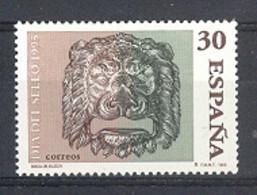Spain. 1995 Dia Del Sello Ed 3346 Mi 3204 - 1991-00 Nuevos & Fijasellos