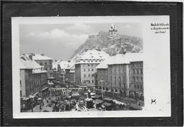 AK 0641  Graz - Hauptplatz ( Weihnachten ) / Verlag Sketh Um 1950 - Graz