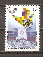 Cuba - Yvert  2214 (MNH/**) - Neufs