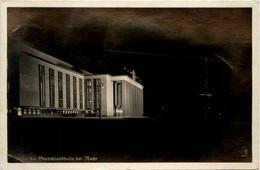 Berlin/diverse Stadtteile -  Berlin,     Deutschlandhalle Bei Nacht - Non Classificati