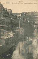 63 - Thiers - La Durolle , Vue Prise Du Pont De Seychalles - Correspondance - Oblitération Ronde De 1922 - Etat Pli Visi - Thiers