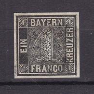 Bayern - 1849 - Michel Nr. 1 - FAKSIMILE - Ungebr. - Beieren