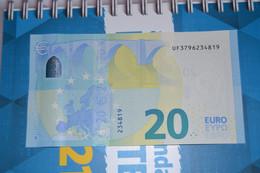 20 EURO U032 I6 - FRANCE -  UF3796234819 - UNC FDS NEUF - 20 Euro
